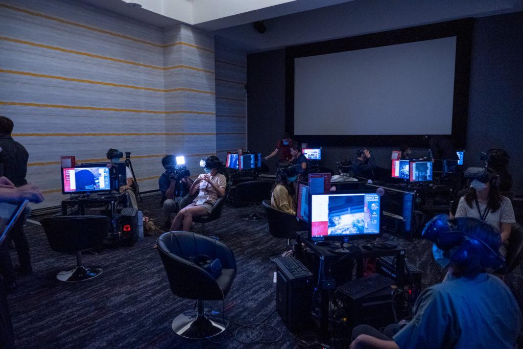 第77屆威尼斯影展將VR單元在台北 VR商用劇院