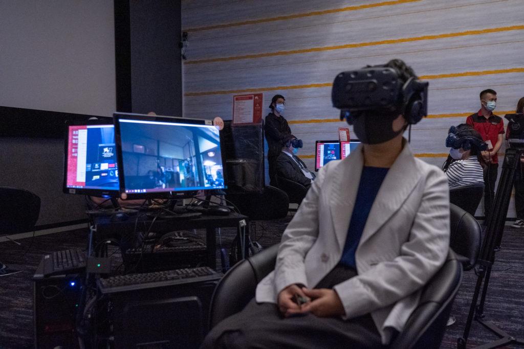 VR商用劇院體驗威尼斯影展VR單元